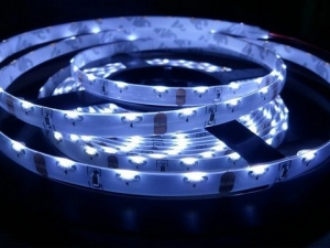 Cool White Side View SMD 335 LED Strip, 60 LEDs/m