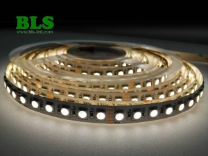 Four Chips RGBW Flexible LED Strip, 96 pcs 5050 LEDs/m, 24V