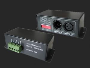 DMX512 Decoder, DMX Controller