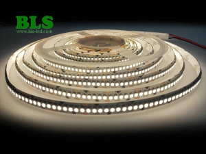 High CRI Warm White 3528 LED Strip, 240 LEDs/m, Ra>95